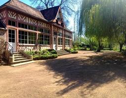 Moulin du Vey - molino seminario Calvados