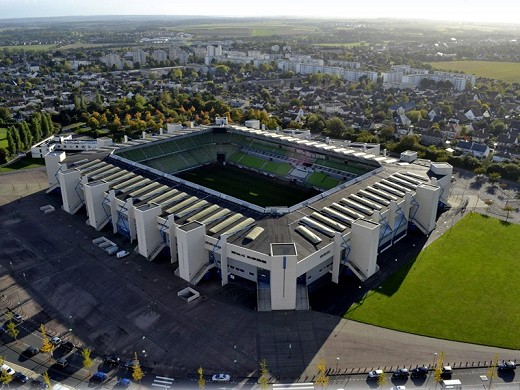 Estadio Michel d'ornano - estadio seminario caen