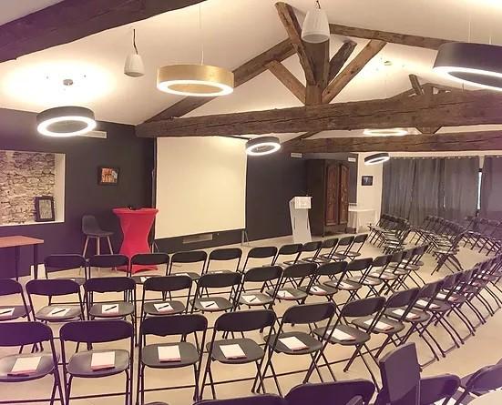 Domaine de gorneton - sala per seminari