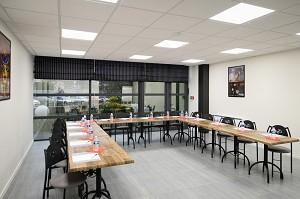 Hotel Relais Des Deux Rivieres - Seminar room
