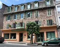 Seminar room: Hôtel du Midi Rodez -