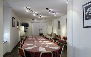 Kyriad Rodez Gare - Sala riunioni
