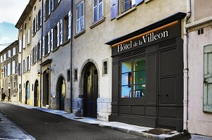 Seminarraum: Hotel de la Villeon -
