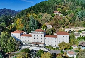 Grand Hôtel des Bains Vals-lès-Bains - Esterno del luogo