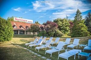 Mercure Auxerre Nord - Hotel per seminari in Borgogna