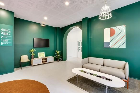 Wellio montmartre - living room