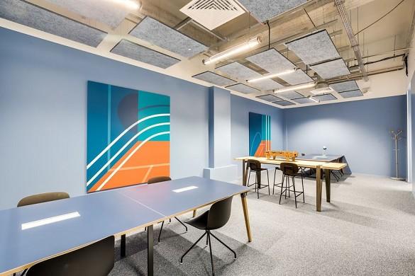 Wellio montmartre - meeting space