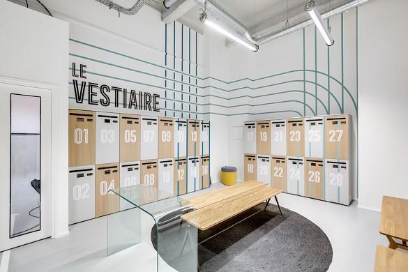 Wellio montmartre - inside