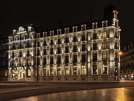 Grand Hotel la Cloche Dijon - Hotel di lusso per seminari