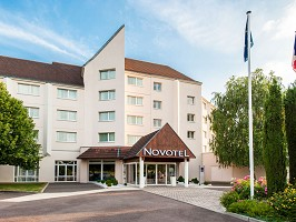 Novotel Beaune - Seminario residencial de hotel
