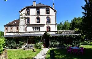 Auberge des Vieux Moulins Banaux - Al aire libre