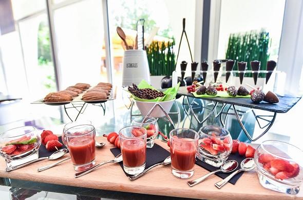 Mercure beaune center - catering para eventos profesionales