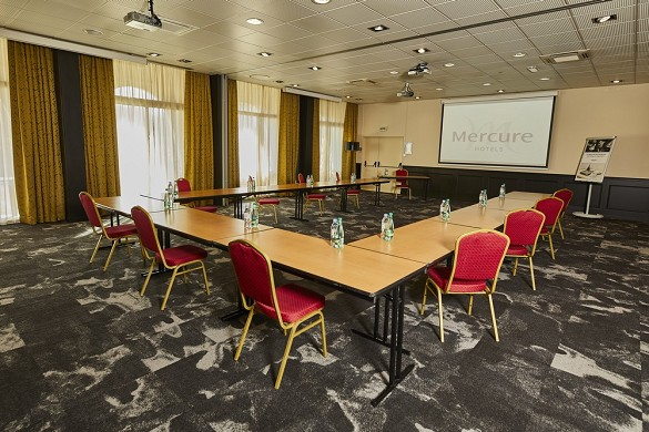 Mercure beaune centre - sala de seminarios