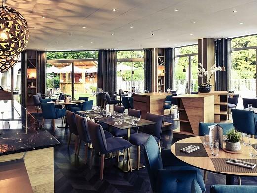 Mercure beaune centre - restaurante
