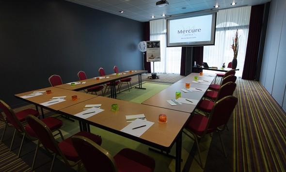 Mercure beaune center - sala de reuniones en forma de U