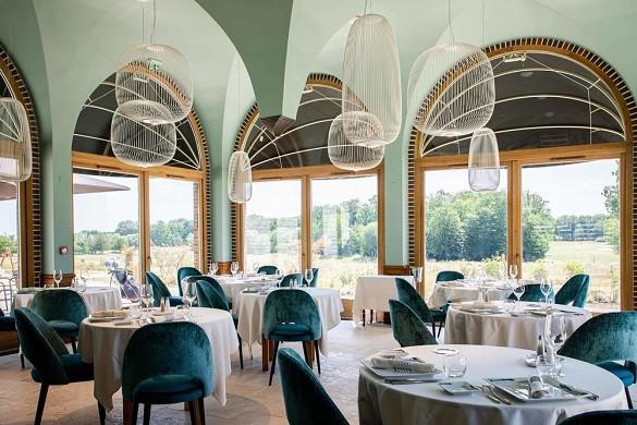 Domaine du roncemay - restaurant