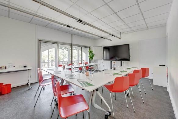 Weréso lyon brotteaux - meeting room