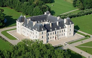 Chateau ancy le franc organisation seminaire