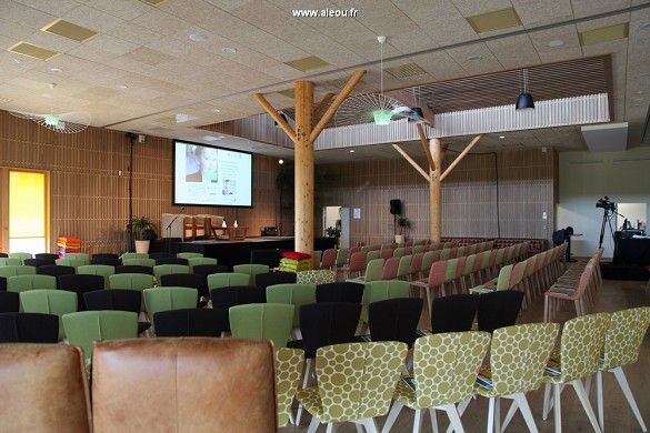 Bio'pôle de léa - sala per seminari