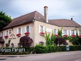 Auberge du Relais Fleuri - hotel seminario Yonne