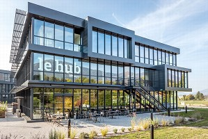 The Alps Hub - Centro de negocios