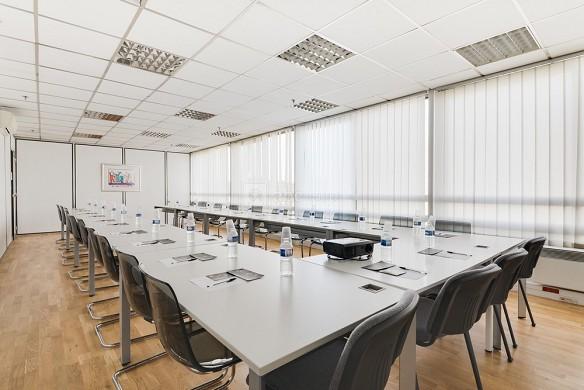 Casa padel - sala riunioni