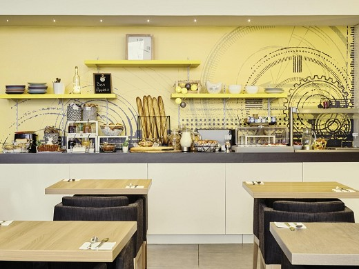 Ibis styles marseille gare saint-charles - breakfast