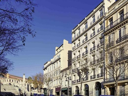 Ibis styles marseille gare saint-charles - fachada de hotel