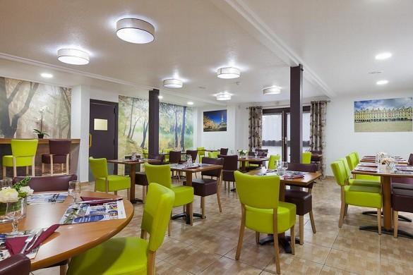 The originals city hotel arras - restaurante