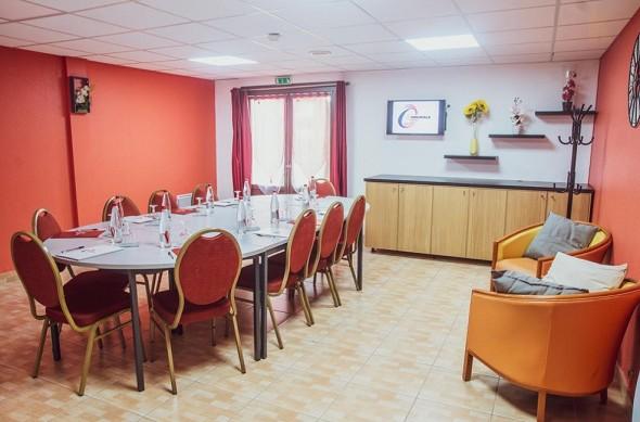 The originals city hotel arras - sala de seminarios