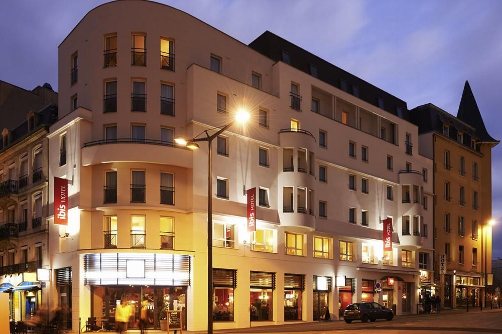 Estación Ibis Nancy y centro de congresos - hotel seminario nancy