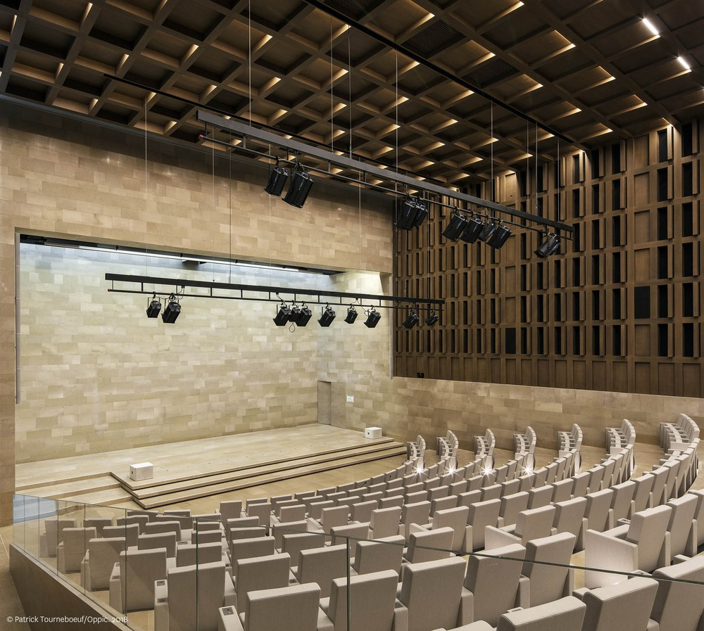 Auditorio André y Liliane Bettencourt - 3 Mazarium