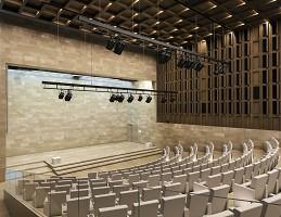 3 Mazarine - Auditorium André and Liliane Bettencourt