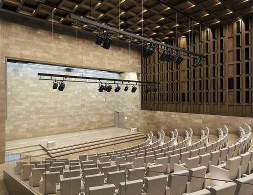 3 mazarium - auditorio andré y liliane bettencourt