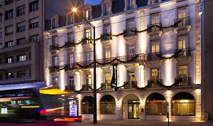 Oceanía Le Jura Dijon - Seminarios Dijon Hotel
