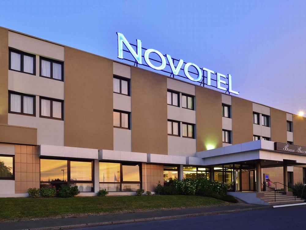 Novotel Bayeux - Seminar zum Hotel Bayeux