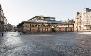 Halle Martenot - Atypical congress venue in Rennes