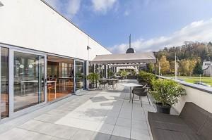 Casino Poker Bowl - Área de seminario en la terraza