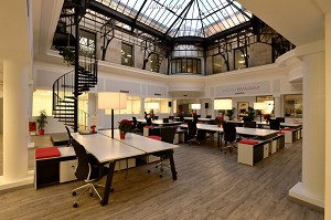 Locomotiv '- Business Center in Bordeaux