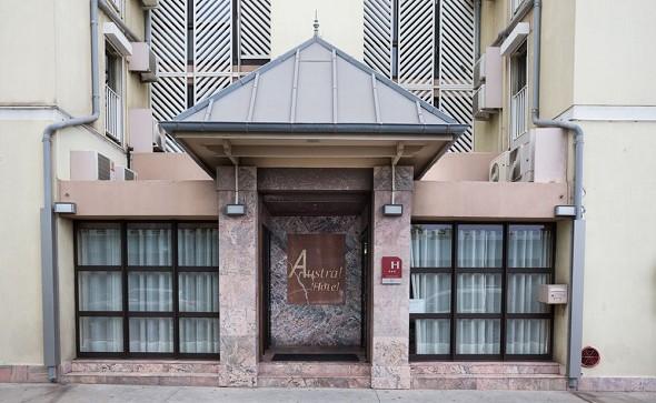 Austral Hotel - casa