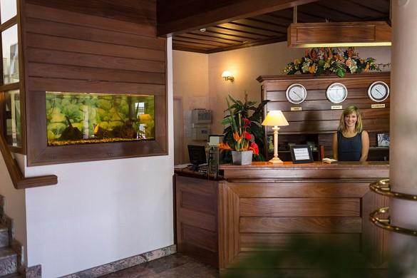 Austral Hotel - Reception