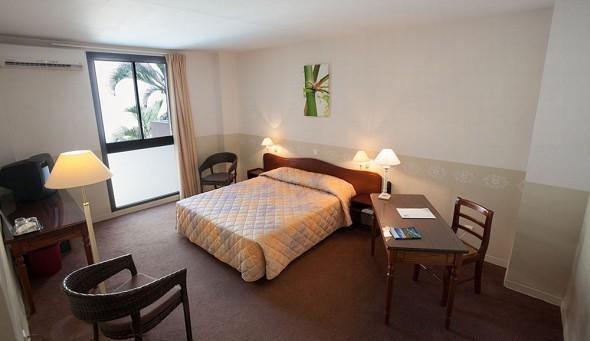 Hotel sud - stanza