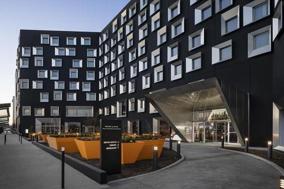 Innside by melia paris charles de gaulle - recepción del hotel