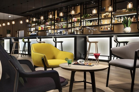 Innside by melia paris charles de gaulle - bar