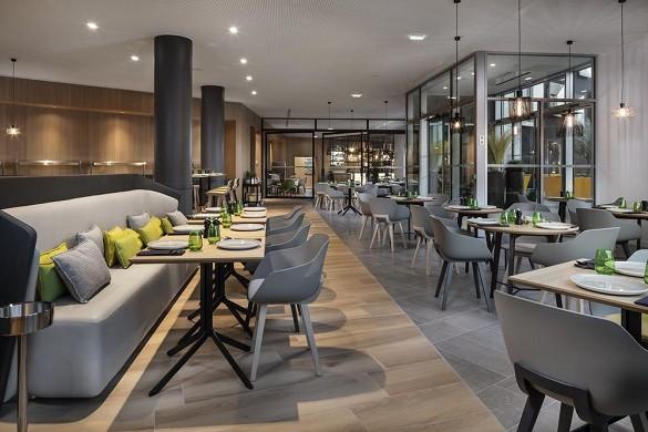 Innside by melia paris charles de gaulle - restaurant