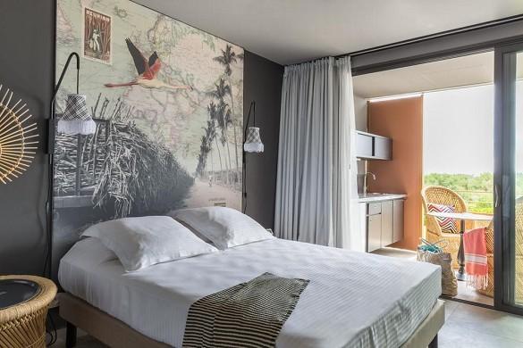 Hotel dina morgabine - habitacion