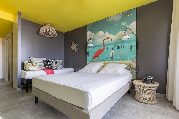 Hotel dina morgabine - room