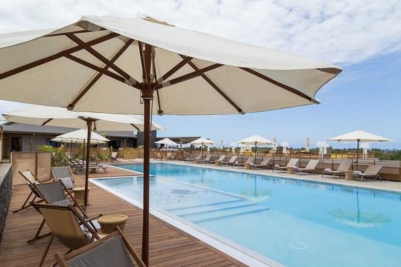 Hotel dina morgabine - swimming pool
