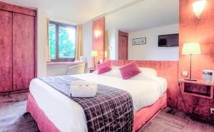 Hotel Des Acacias - residencial sala de reuniones