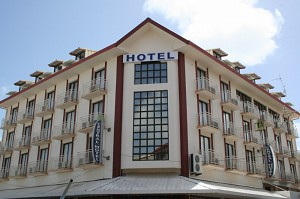 Sala seminari: Central Hotel Cayenne -